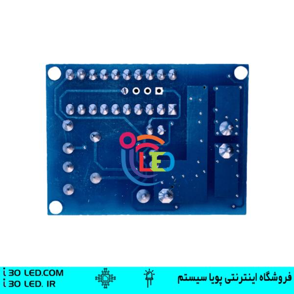فلاشر تابلو ثابت 2 کانال فلاشر ال ای دی LED چشمک زن و افکت دار led sign flasher 2channel
