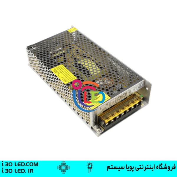 پاور 12 ولت 10 آمپر 12V-10A POWER SUPPLY